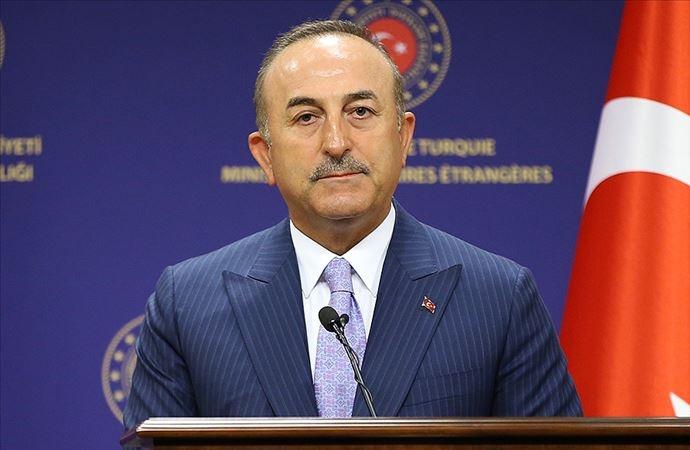 Çavuşoğlu: AB'nin Ayasofya'ya ilişkin 'kınama'sını reddediyoruz