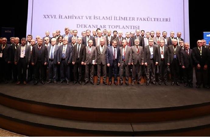"""Dekanlar Konseyinden """"Demokrasi ve Milli Birlik"""" mesajı"""