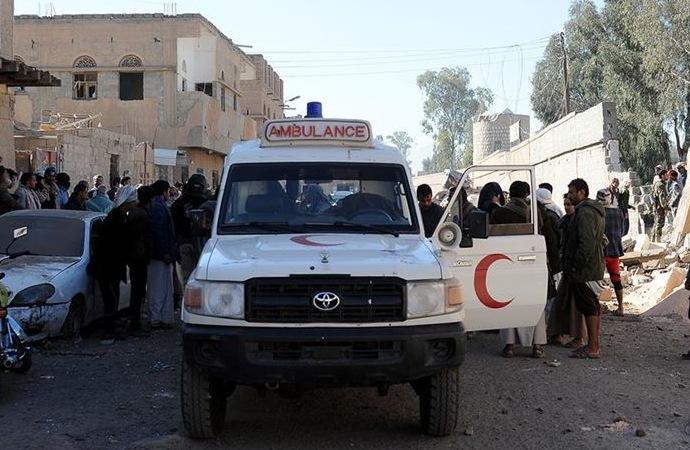 """Koalisyon saldırısında 9 sivil öldü, Unicef, """"Dehşete düştük"""" dedi"""