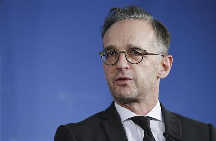 Almanya Dışişleri Bakanı Maas'tan, Türkiye'ye seyahat uyarısı açıklaması