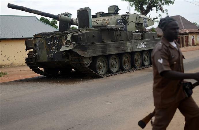 Nijerya'da terör örgütü Boko Haram'ın kampı imha edildi