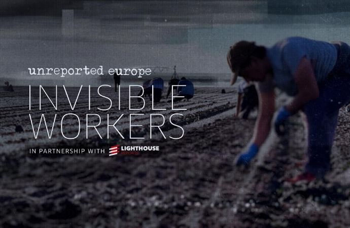 Görünmez işçiler: Düşük ücretlerle Avrupa çiftliklerinde sömürülen ve tehlikeye atılan insanlar