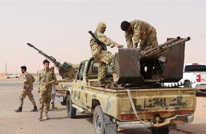 Libya üzerindeki ittifakların izdüşümü: Sirte