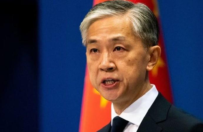 """Çin'den İngiltere'ye """"daha ileri gitmeyin"""" uyarısı"""