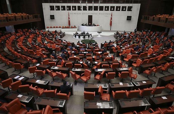 İnternet yayıncılığına ilişkin kanun teklifi mecliste