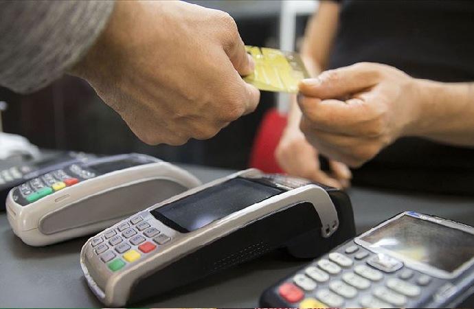 Yılın ilk yarısında 500 milyar lira tutarında kartlı ödeme