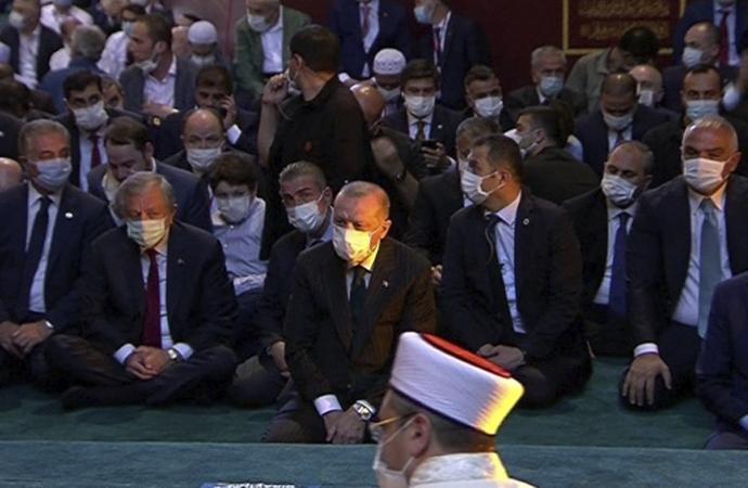 'Türkiye'deki otoriter tepeden laiklik projesi psikolojik olarak kapandı'