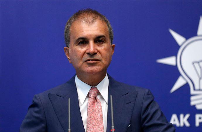 Ömer Çelik: Yaşasın Türkiye Cumhuriyeti