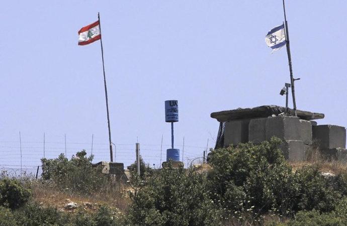 İsrail keşif uçakları Lübnan hava sahasında