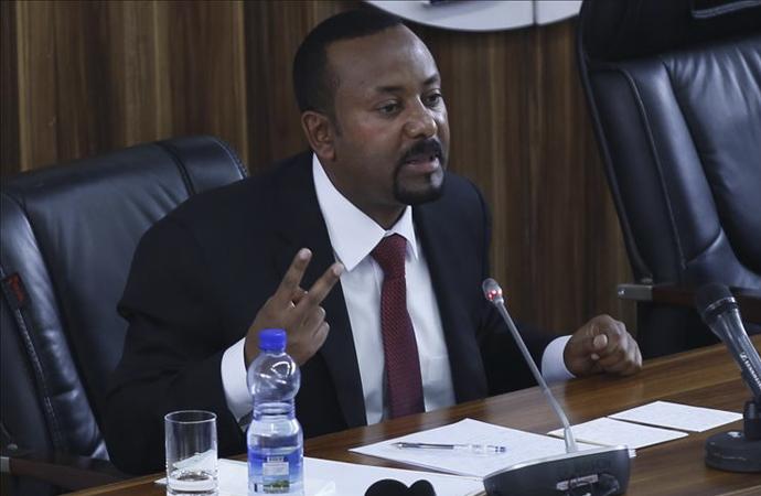 Etiyopya Başbakanı Ahmed: İç savaş çıkarma teşebbüsü akamete uğratıldı