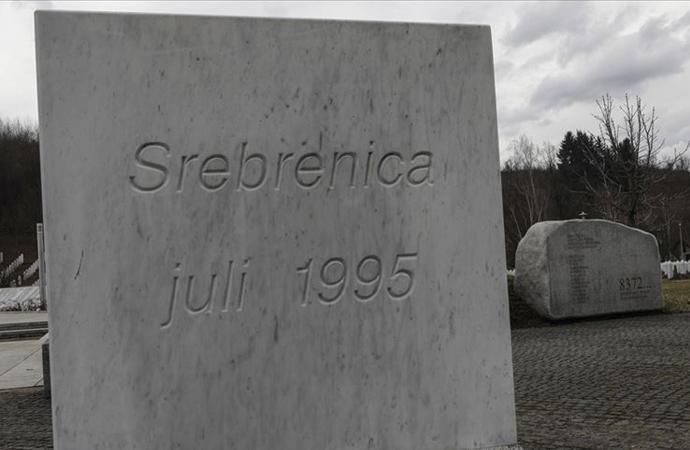 Sırpların Srebnenitsa'da katlettiği 8 kişinin cenazesi 11 Temmuz'da defnedilecek