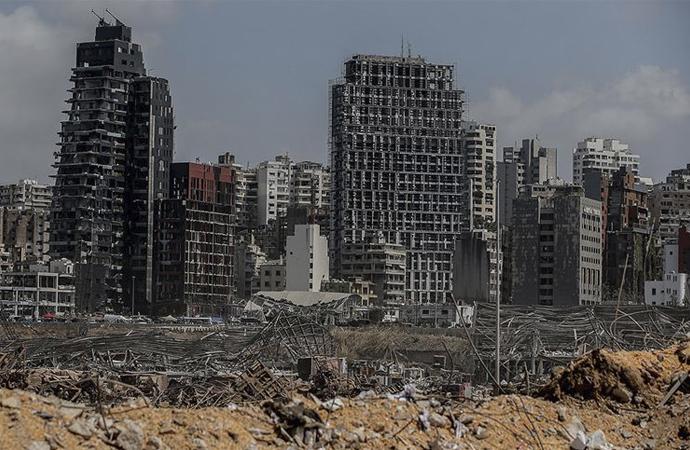 """""""Beyrut'un patlamanın öncesine dönmesi için büyük çabalar gerekiyor"""""""