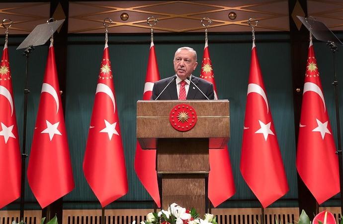 Erdoğan: Merkel'in ricası üzerine ertelemiştik