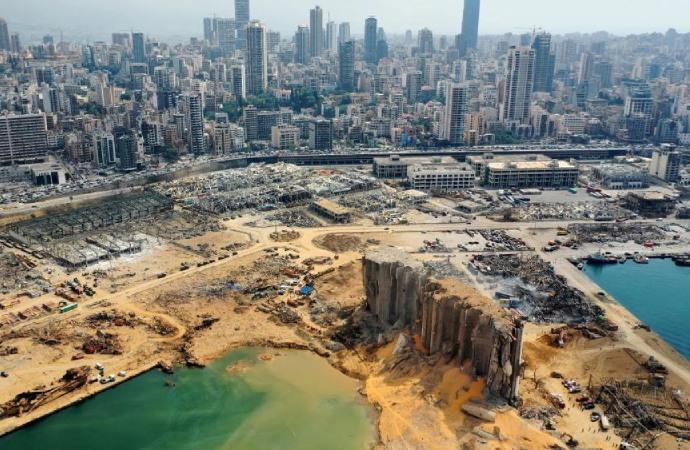 Beyrut patlaması; ikinci bir tür aşağılık hadise
