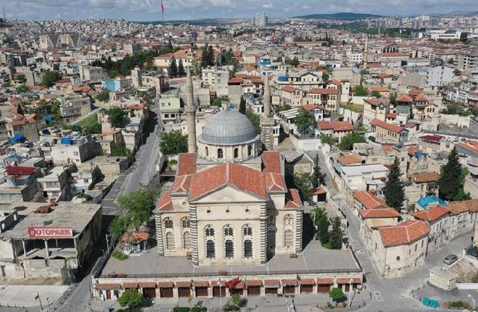 Gaziantep'te pandemi tedbirleri sonuç vermeye başladı