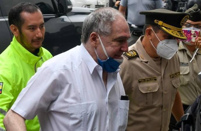 'Deli' lakaplı eski Devlet Başkanı gözaltına alındı