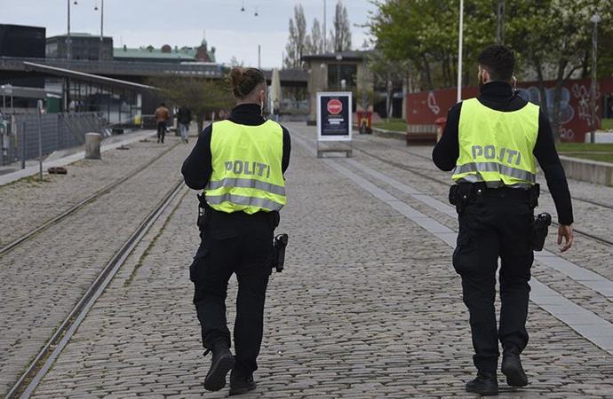 Danimarka'da 60 kişiye 'Örtünme Yasası' ihlali cezası