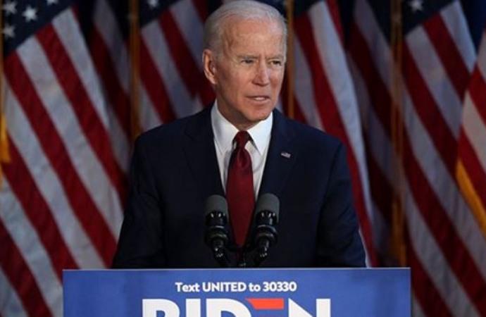 Biden'ın sözlerine partilerden tepki var