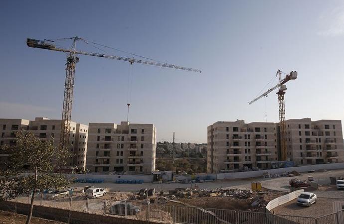 İsrail yerleşim yeri inşaatlarını durdurmayacak