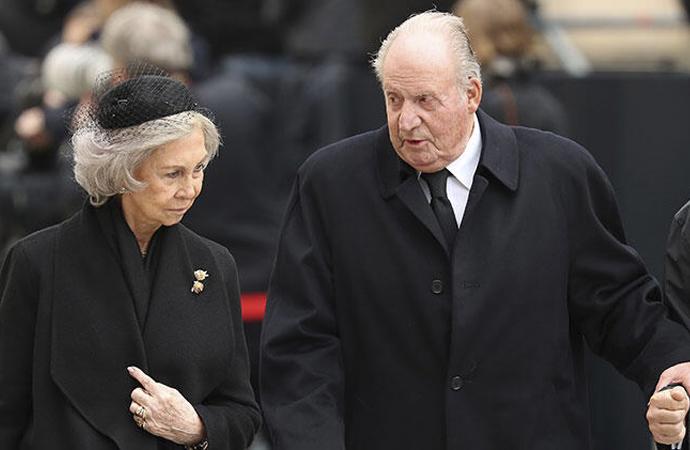 İspanya eski Kralı Juan Carlos ülkesini terk ediyor
