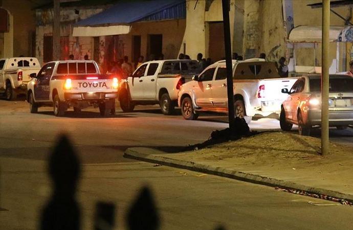 Somali'de otele bomba yüklü araçla saldırı, Türkiye'den kınama