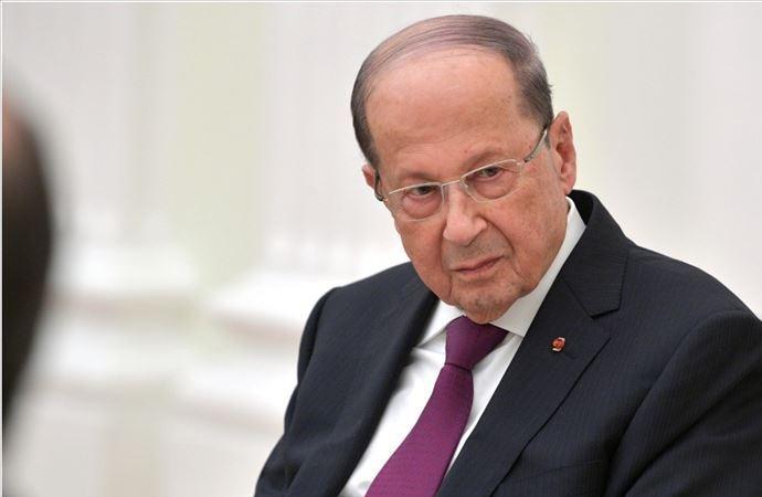 Lübnan Cumhurbaşkanı Avn, İsrail'e kapı araladı