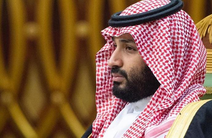 Prens Selman'a ABD'de dava açıldı