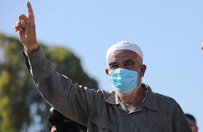 Şeyh Salah yeniden İsrail cezaevinde