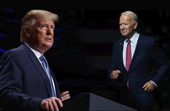 """Trump, Biden için """"zihnen yetersiz"""" dedi"""