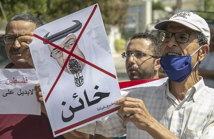 BAE anlaşması ile İsrail'in kazançları, Arapların kayıpları