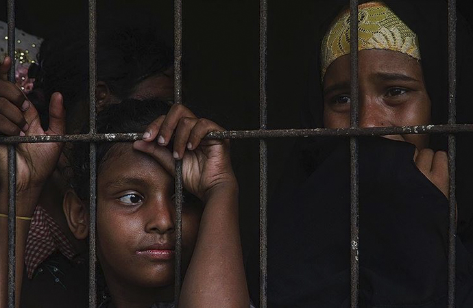 Arakanlı Müslümanların dramı devam ediyor