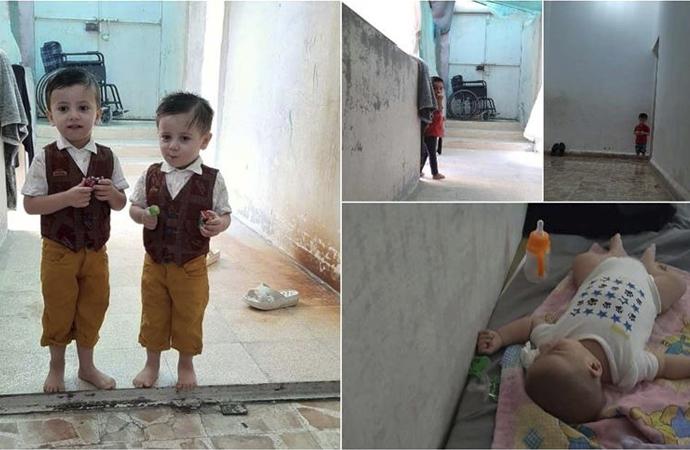İZLENİM – Suriye'nin yetimleri