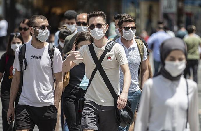 Virüsten korunmanın yolu maske, mesafe ve hijyen