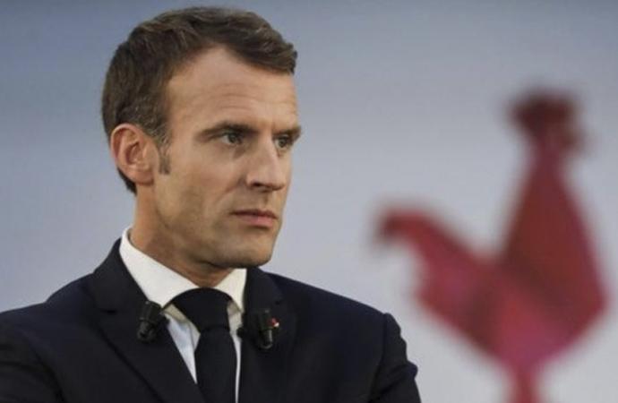 Macron'dan Doğu Akdeniz kriziyle ilgili küstah sözler