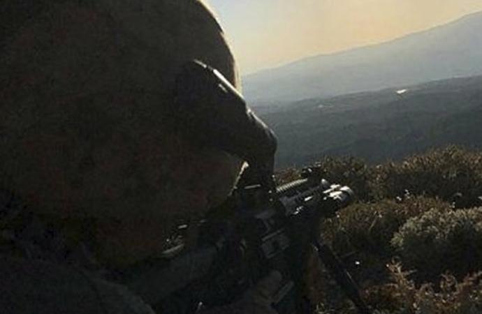 MSB: Irak'ın kuzeyindeki Zap bölgesinde 4 PKK'lı etkisiz hale getirildi
