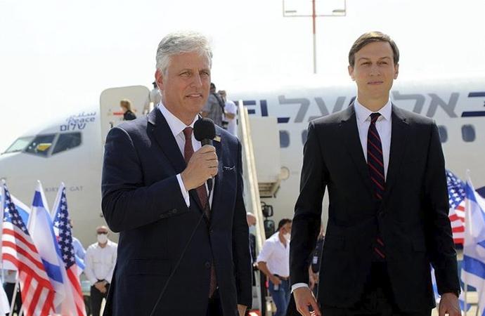 'BAE ve İsrail, ABD ile birleşik cephe kuracak'