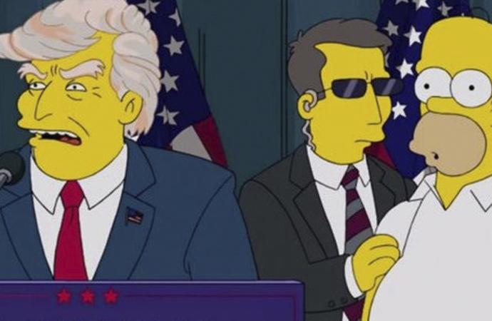 The Simpsons, Beyrut patlamasını tahmin etti mi?
