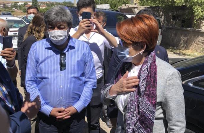 Akşener: CHP'ye beraber yürüme teklifini biz ettik