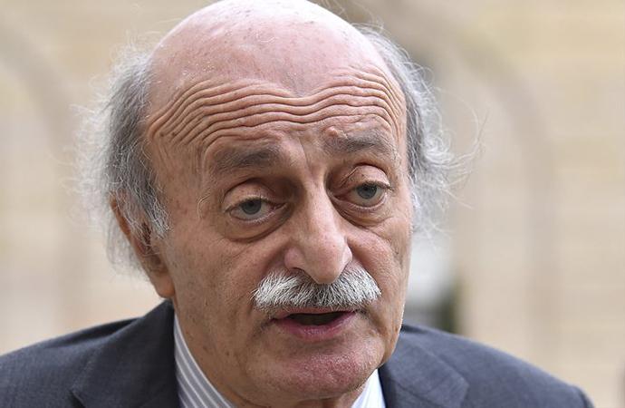 Beyrut'taki patlama için Dürzi lider 'uluslararası soruşturma' ve seçim istedi