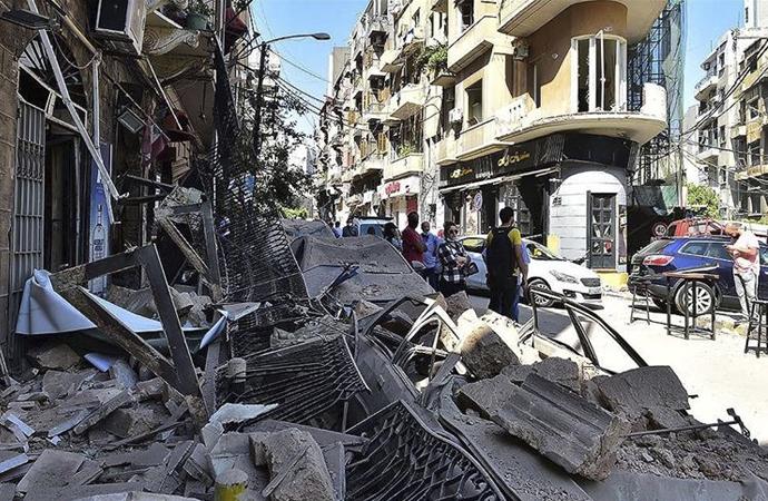 Avrupa Birliği, Lübnan'a 33 milyon euro para gönderecek