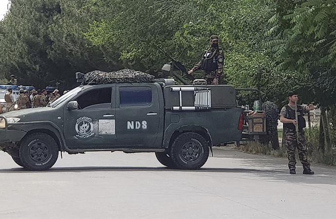 Afganistan'da cezaevine saldırı: 13 ölü