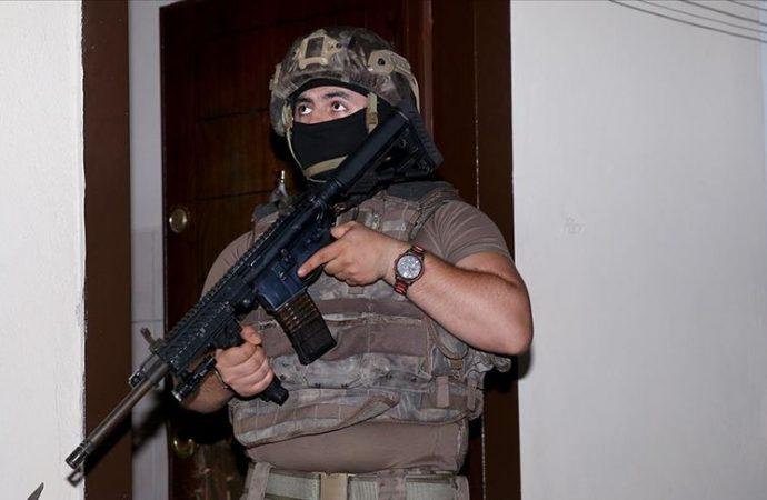 Terör örgütü MLKP'ye yönelik operasyonda 14 şüpheli gözaltına alındı