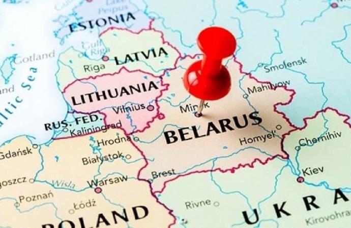 Belarus kaynıyor