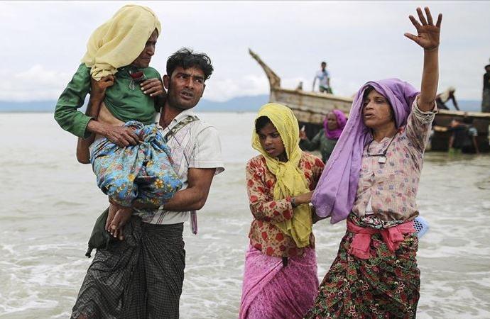 Myanmar'daki zulmü bir holding finanse ediyor!