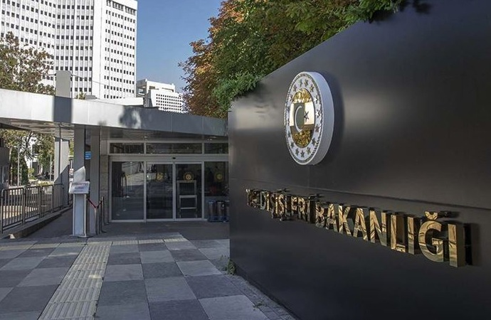 ABD'nin Güney Kıbrıs'la imzaladığı mutabakata Türkiye'den tepki