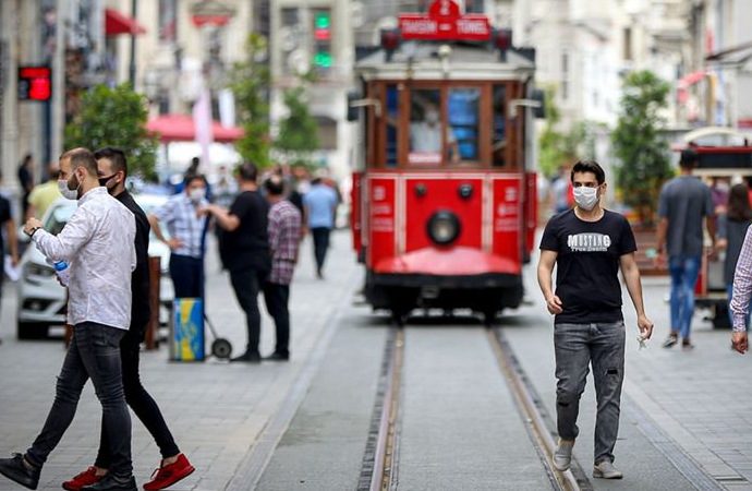 İstanbul Valiliği yeni kısıtlamaları duyurdu