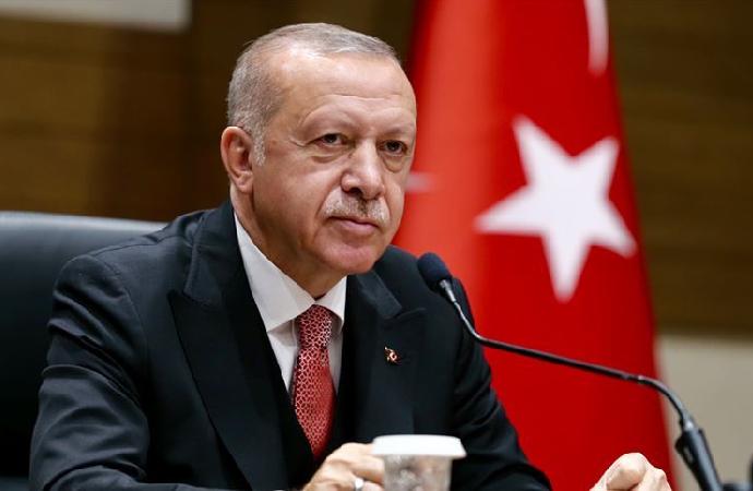 """Erdoğan'dan """"Ertuğrul Gazi'yi Anma ve Yörük Şenlikleri"""" dolayısıyla mesaj"""