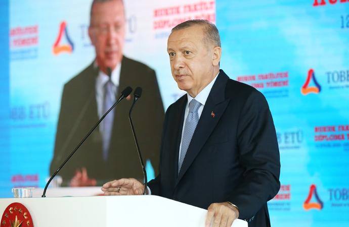 'Demokrasimizin üzerindeki vesayet izlerini ortadan kaldırdık'