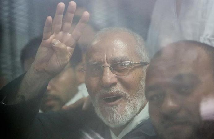 İhvan lideri Bedii'ye müebbet hapis