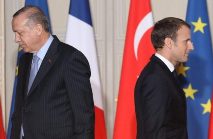 """""""Fransa ile yeni ortaklıkların güçlenerek devam etmesi, pandemi sonrası dünyada sürpriz olmayacaktır"""""""